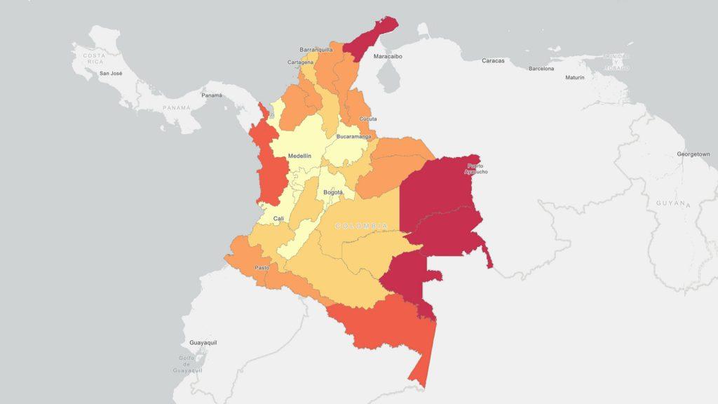 mapa-Colombia-déficits-habitacionales-hacinamiento-DANE